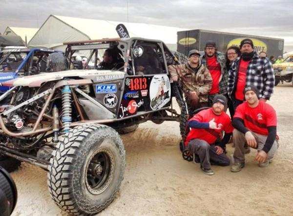 MS 4x4 Racing Team 600x444 Debilitating Multiple Sclerosis is Driving Factor in New Ultra4 Racing Team