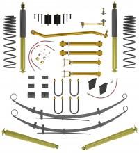Metalcloak Duroflex 35 Suspension - Cherokee
