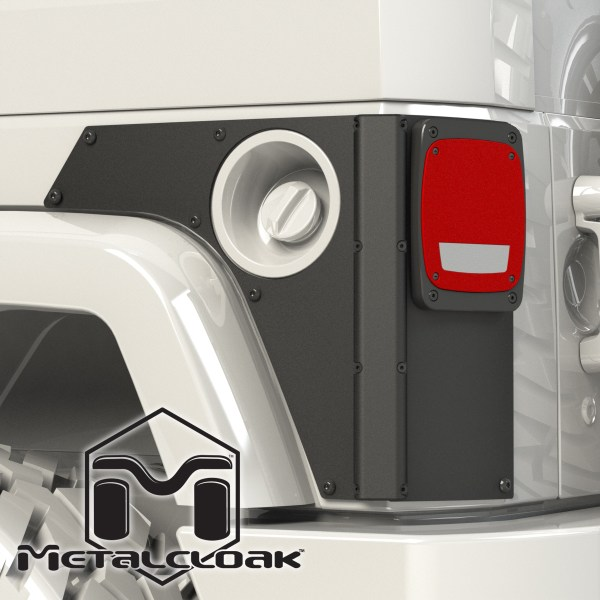 MetalcloakRearExoSkinAndExoCornerKit 600x600 Metalcloaks Rear ExoSkin, Overland Edition   Adding Style, Strength & Safety to Your Jeep Wrangler JK