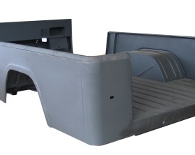Omix-ADA Jeep CJ-8 Steel Body Tub (High Res)