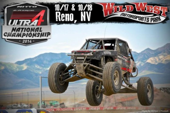 2014 ULTRA4 Nitto Tire National Championship