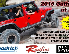 2015 Gathering at Moab