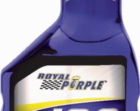 Royal Purple Purple Ice Reformulation