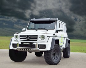 MercedesG_4x4_hoch2_Front_LegacyForged_black_18x9_Presse_final