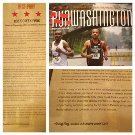RunWashington - April/May Issue