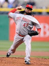 (Johnny  Cueto - zimbio.com)