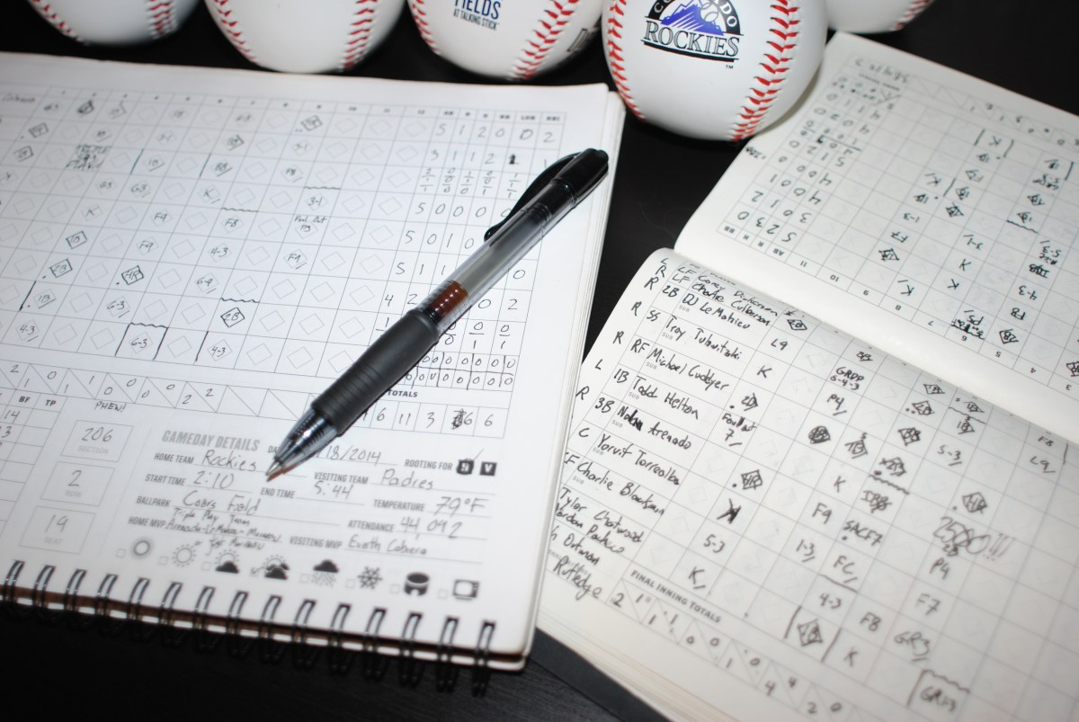 The Art of Scorekeeping