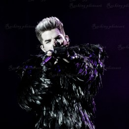Queen, Adam Lambert srf 16-3552