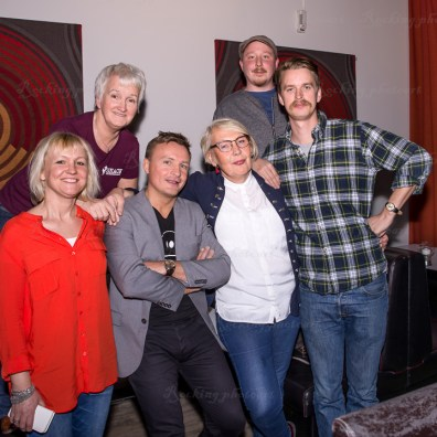 Sandra Westin Blomberg, Biggan Lowén, Jan Bylund, Birgita Klepke, Filip Hjelmér, David Lundgren