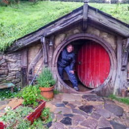 Hobbiton. Photo: Frida Möller