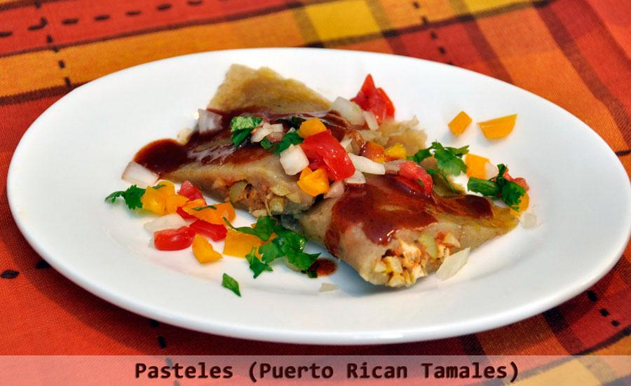 Pasteles Recipe (Puerto Rican Tamales)
