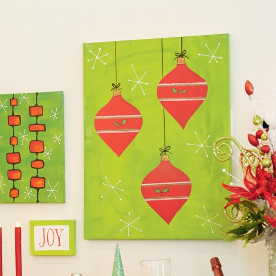 Christmas Wall Decor Michaels : Holiday crafts you will love michael s