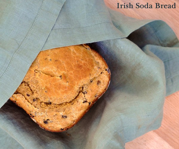 bread machine soda bread