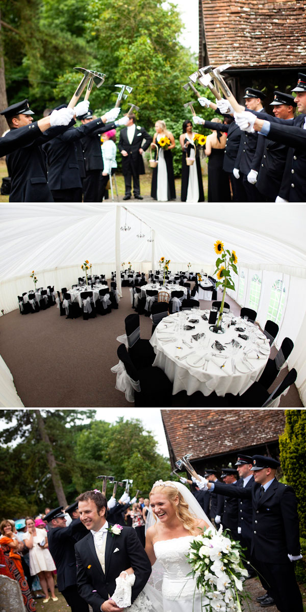 Craig Williams Photography 12 A Wedding With Sunflowers And Zebras......