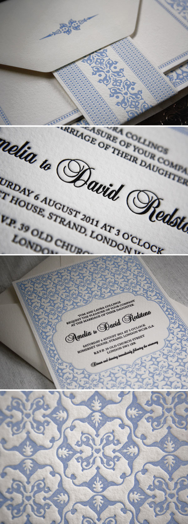 Eva Slade 1 Rock My Wedding Sponsor... Eva Slade Letterpress Stationery