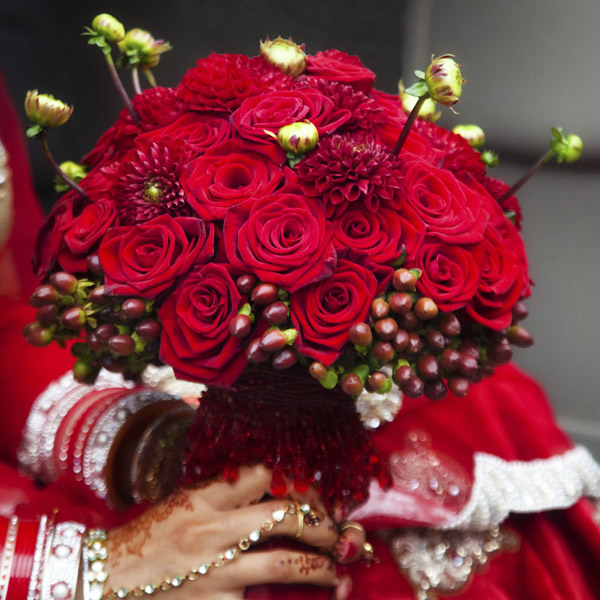 Red Rose Bouquet A Cultural Extravaganza... Part 1