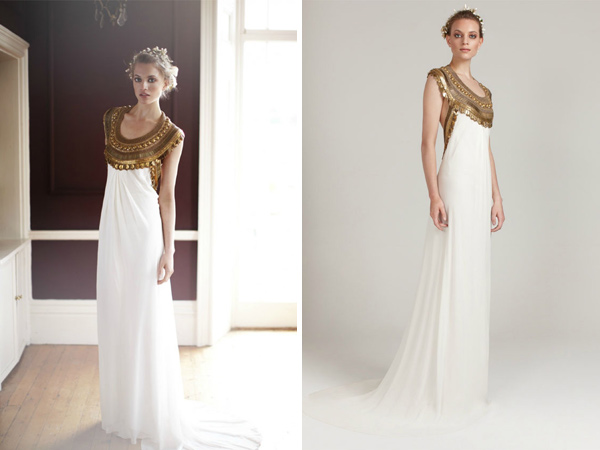 Temperley Goddess Wedding Dress I So Would.