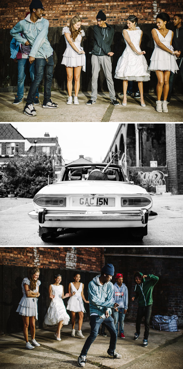 AW12 Breakdancers RMB   Rock My Boutique AW12 Campaign.