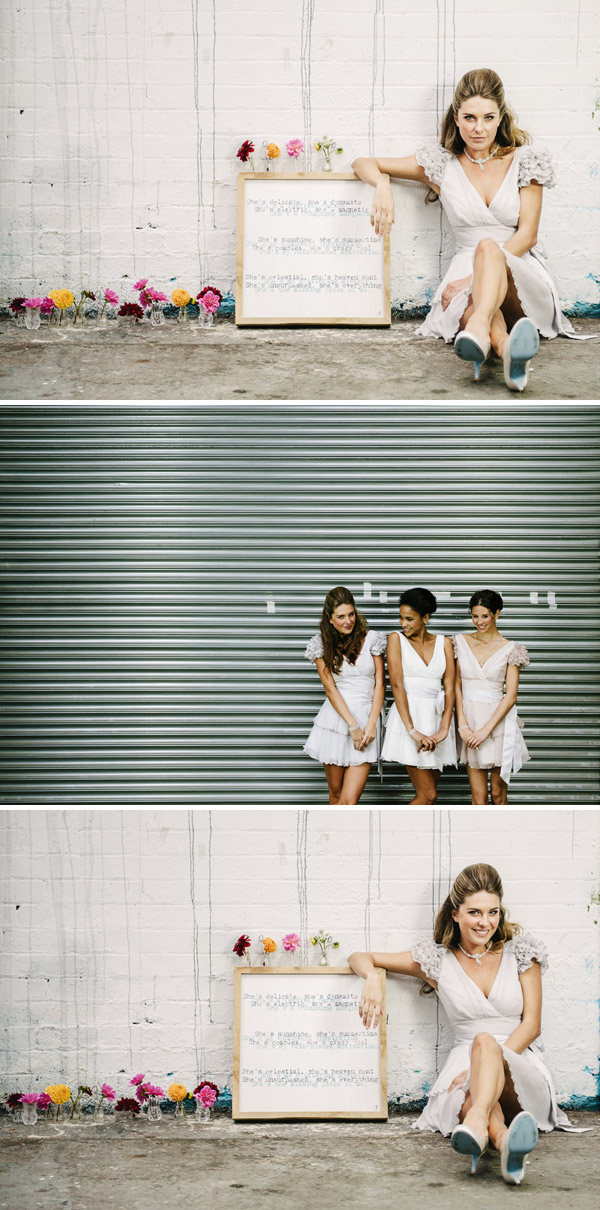 AW12 She Maids RMB   Rock My Boutique AW12 Campaign.
