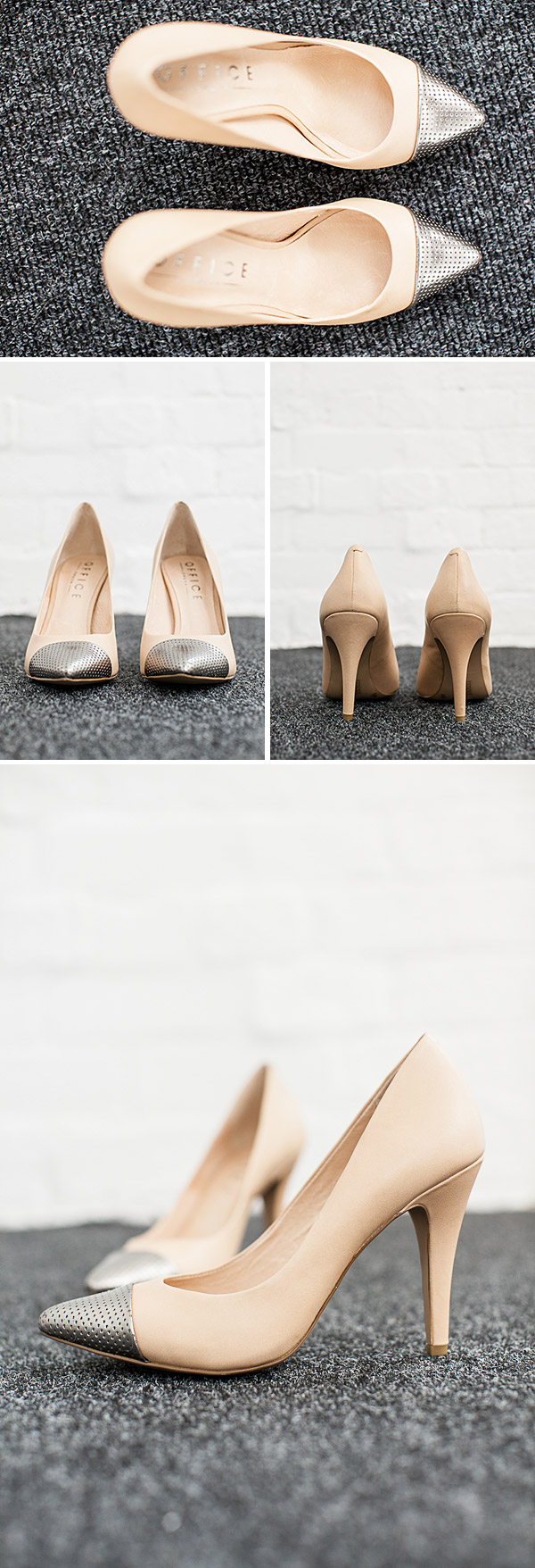 shoe RMW Rates   Nude Shoes With EDGE.