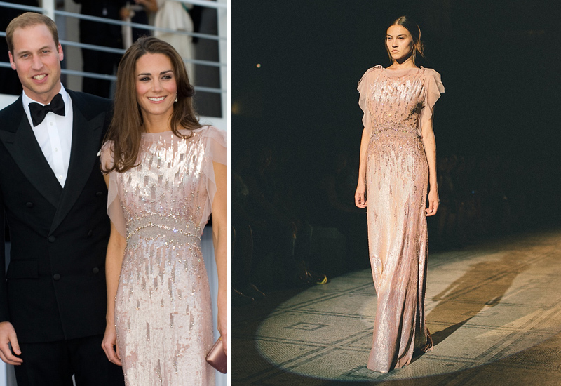 10 25 Years Of Jenny Packham.