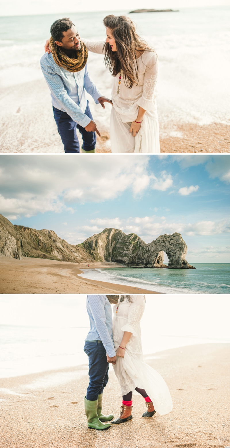 A coastal engagement shoot by Rebekah Murray 0560 A Magical Day.