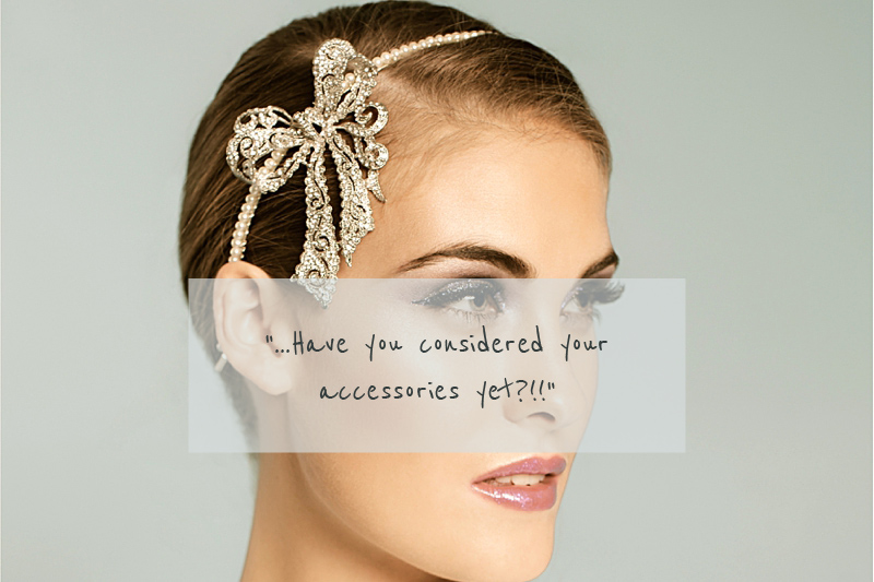 Flo and Percy Indian Summer wedding bridal headpiece collection 2014 The New Indian Summer Collection   Flo and Percy