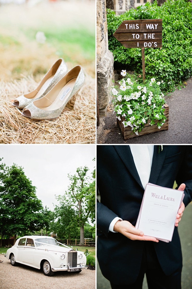 A Contemporary And Modern Garden Marquee Wedding With A Green And White Colour Scheme And A Stephanie Allin Dress And Jimmy Choos With Photography By Dominique Bader. 0001 Glitz And Green In The Garden.