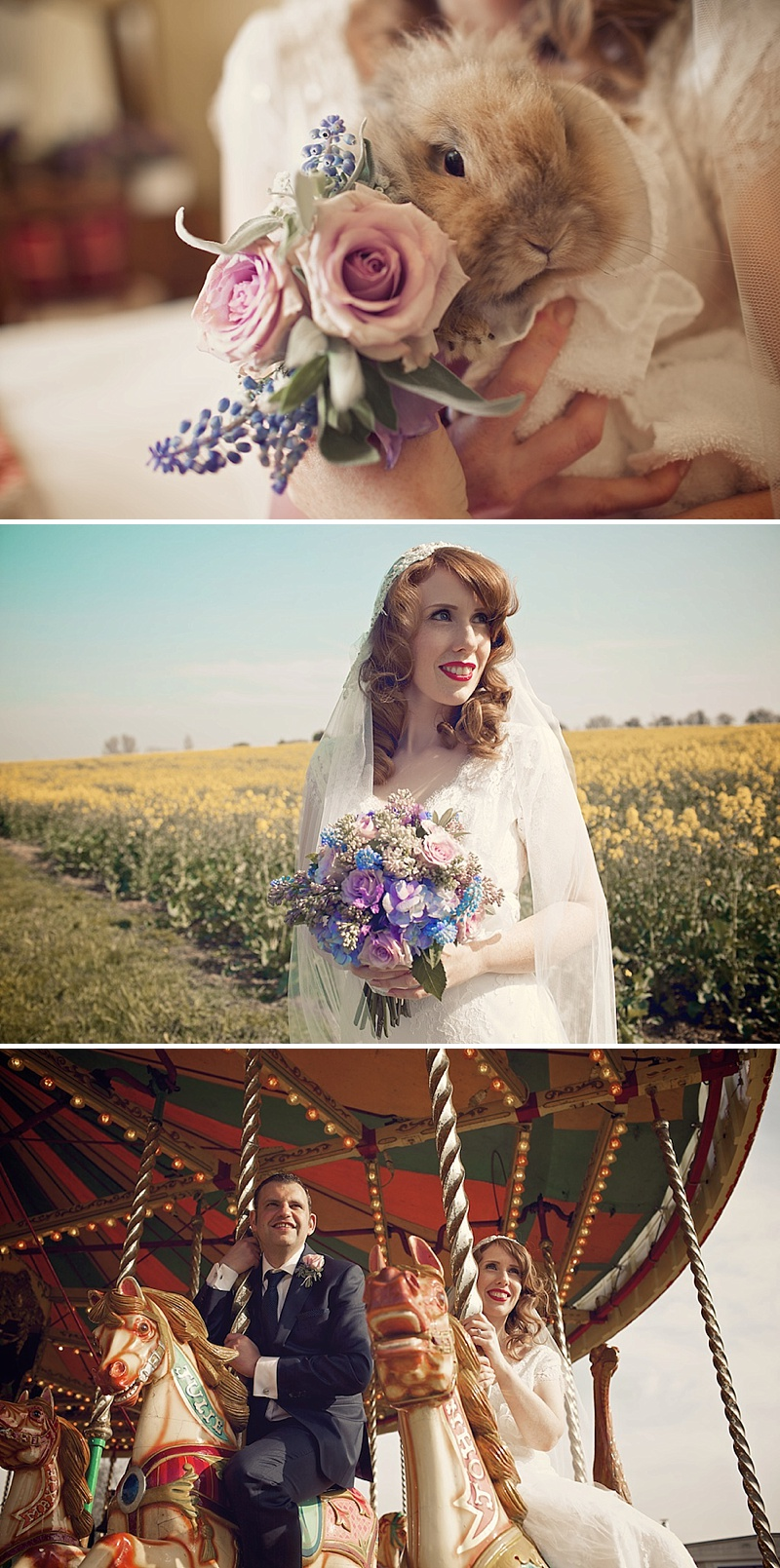 Vintage Wedding Inspired By The Carousel Scene From Mary Poppins With A Mint Green Lavender And Gold Colour Scheme With Bride In Gala By Cymbeline With Rachel Simpson Shoes 1 Practically Perfect In Every Way.