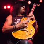 SLASH - getting down!
