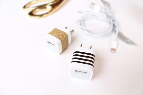 DIY: Personalize Your Phone Charger | Rockwell