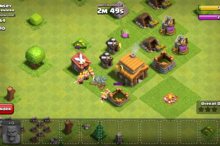 clash of clans bluestacks free download