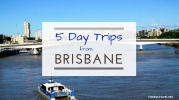 5 day trips from Brisbane that you will love