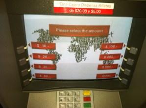 Sacar Dinheiro 01 04 de 04 Como sacar dinheiro no exterior