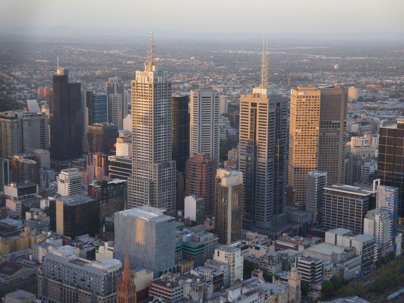 Melbourne-Southgate-e-South-Wharf-104-Eureka-Building