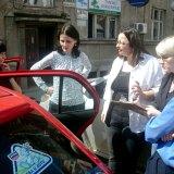 Tek svako deseto auto sedište u Užicu dobro postavljeno, a nijedno dete u njima pravilno vezano!