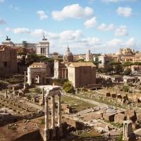 Traveldiary: mit dem Zug nach Rom