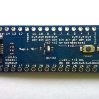 Improved Maple bootloader for STM32
