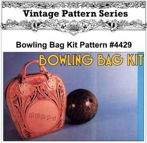 Vintage Bowling Bag Pattern