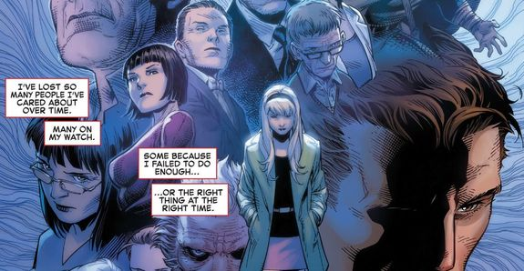 The Clone Conspiracy #1 Review