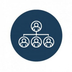 ROI Icons - Management and Leadership