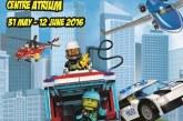 LEGO CITY ADVENTURES @ Queensbay Mall Penang