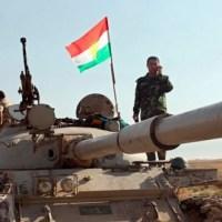 عملیات ازاد سازی شهر موصل توسط پیشمرگان كوردستان