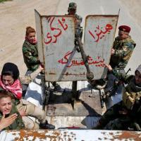 یگان اگری ، عملیات ازاد سازی شهر موصل توسط پیشمرگان كوردستان