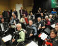 US' First V-Accordion Orchestra