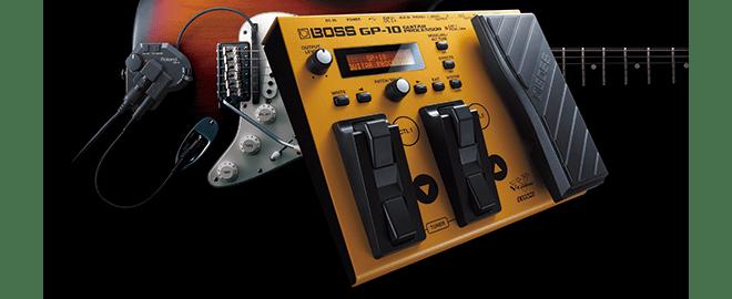 GP-10 guitar processor