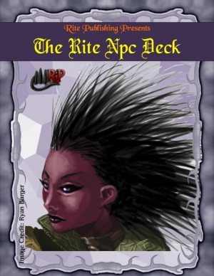 Rite NPC Deck Review