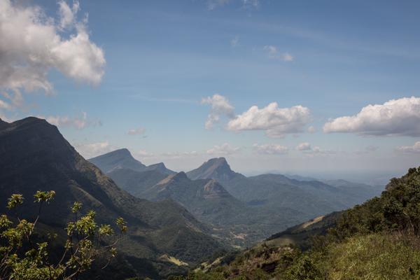 The Knuckles Mountain range. Credit: Vincent Luk