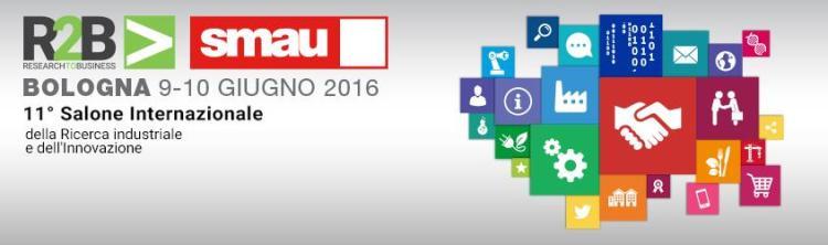 Research to Business 2016 a Bologna il 9 e 10 giugno 2016