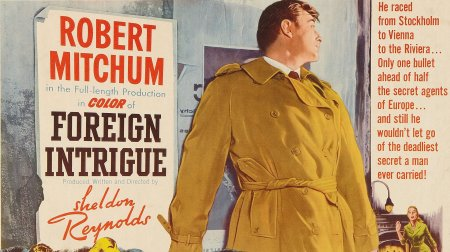 1956-Foreign Intrigue